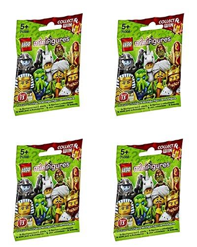 LEGO-Minifigures-Series-13-Random-Set-of-4-71008