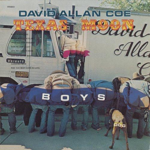 David Allan Coe – Texas Moon (2013) [FLAC]