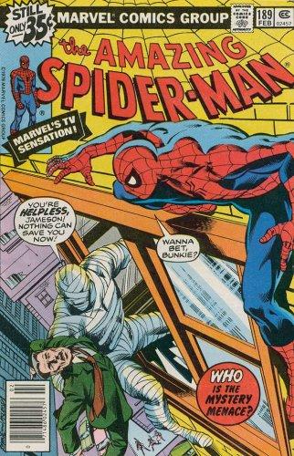 The Amazing Spider-man #189 (Vol. 1) (Amazing Spiderman 189 compare prices)