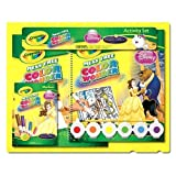 Crayola Disney Color Wonder Beauty and The Beast Gift Set