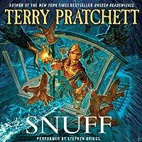 Snuff (       UNABRIDGED) by Terry Pratchett Narrated by Stephen Briggs