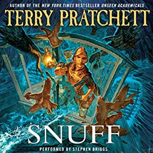 Snuff | [Terry Pratchett]