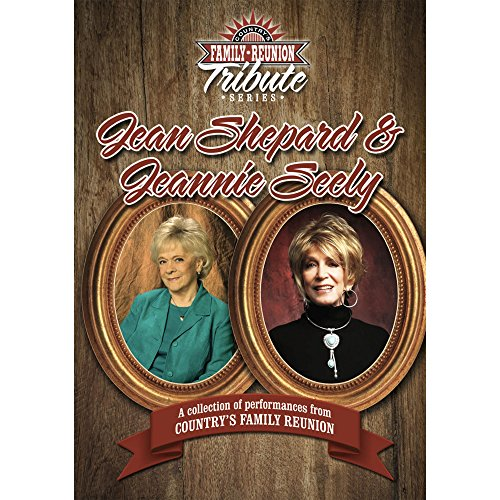 DVD : Country's Family Reunion Tribute: Jean Shepard
