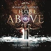 Those Above: The Empty Throne, Book 1 | Daniel Polansky