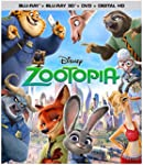 Zootopia (3D/BD/DVD/Digital HD) [Blu-...