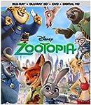 Zootopia 3D [Blu-ray]