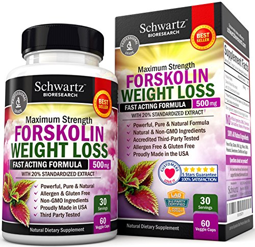 Forskolin-Extract-for-Weight-Loss-Pure-Forskolin-Diet-Pills-Belly-Buster-Supplement-Premium-Appetite-Suppressant-Metabolism-Booster-Carb-Blocker-Fat-Burner-for-Women-and-Men-Coleus-Forskohlii