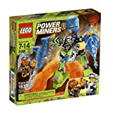 LEGO Power Miners Magma Mech (8189) ~ LEGO