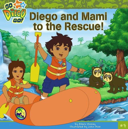 Diego and Mami to the Rescue (Go, Diego, Go!), Alexis Romay