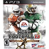 NCAA Football 13 - PS3 ~ Electronic Arts