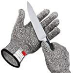 Simlife Cut Resistant Gloves - Level...