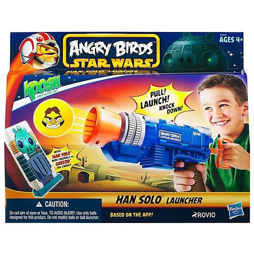 Koosh Angry Birds Han Solo Launcher