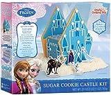 Frozen Winter Cookie Castle Kit