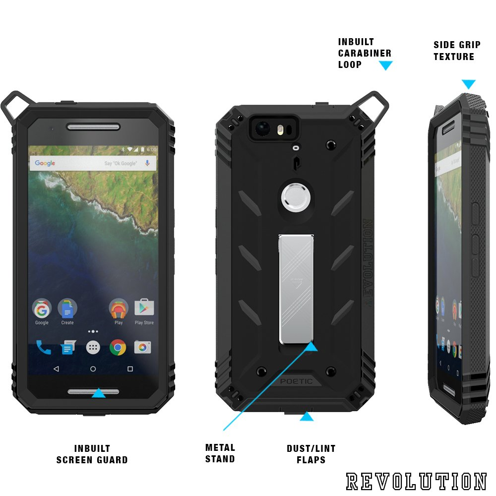 POETIC Revolution Screen Protective Shock Proof Rugged ...