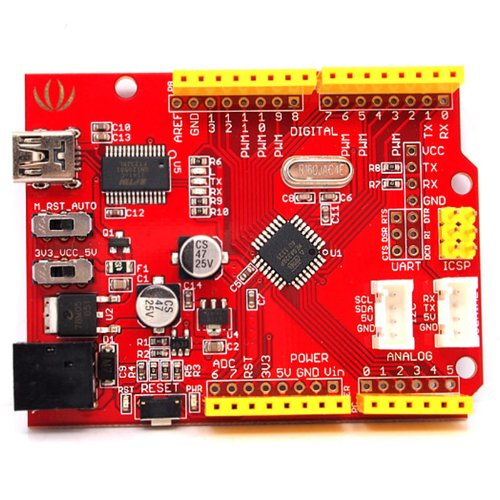 Seeeduino V3.0 Development Board Learning (Atmega 328P) For Arduino