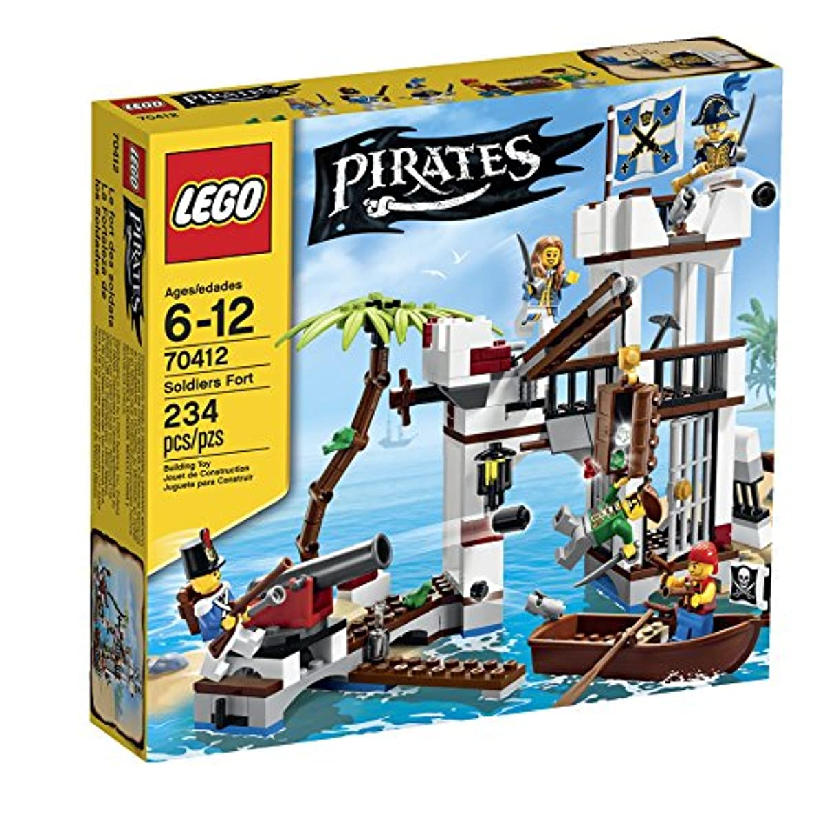 [해외] LEGO PIRATES SOLDIERS FORT