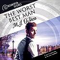 The Worst Best Man Hörbuch von M.J. O'Shea Gesprochen von: Dorian Bane