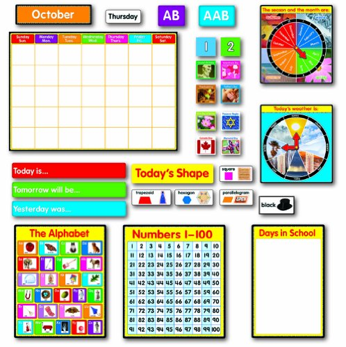 Carson Dellosa Morning Meeting Solution Bulletin Board Set (110115) (Teachers Supplies For Classroom compare prices)