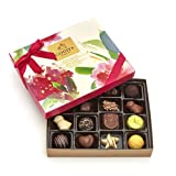 Godiva Chocolatier Assorted Gourmet Chocolate Spring Gift Box, 16 pc, Makes Great Gift (Color: Assorted, Tamaño: 16 Piece)