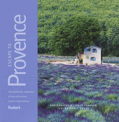 Fodor's Escape to Provence, Franken,Owen/Franken,Owen/Coons,Nancy/Fodor's