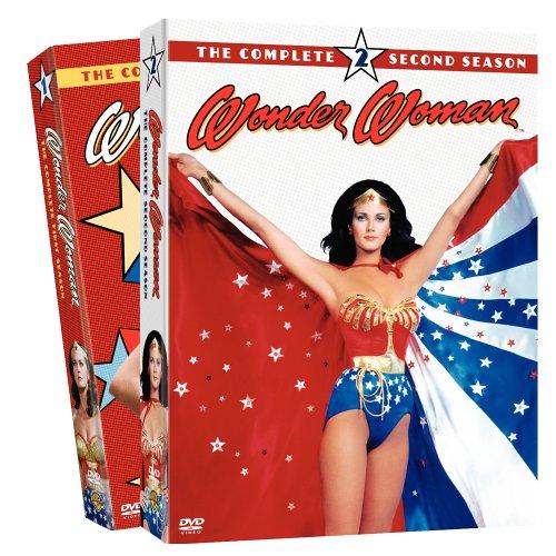 Wonder Woman: Complete Seasons 1 & 2 [DVD] [Import]