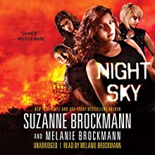 Night Sky: Night Sky, Book 1 (       UNABRIDGED) by Suzanne Brockmann, Melanie Brockmann Narrated by Melanie Brockmann