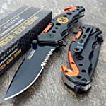 TAC-FORCE KNIVES Assisted Opening Res...