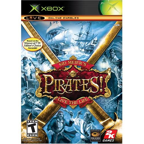 Sid Meier'S Pirates! front-243171