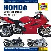 Honda VFR800 VTEC Superbike: 2002 thru 2009 (Haynes Service & Repair Manual)