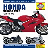 Matthew Coombs Honda VFR800 VTEC Service and Repair Manual: 2002 to 2009 (Haynes Motorcycle Manuals)