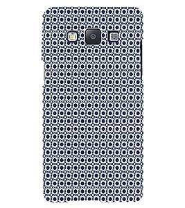 PrintVisa Corporate Print & Pattern Art 3D Hard Polycarbonate Designer Back Case Cover for Samsung Galaxy E7