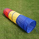 Amoin 6 foot Kids Play Tunnel Pop Up...