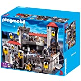 Playmobil - 4865 - Jeu de construction - Ch�teau-fort des chevaliers du Lionpar Playmobil