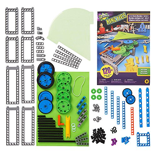 Edu Science Kinetics 6 In 1 Kinetic Machines Kit - Series 2