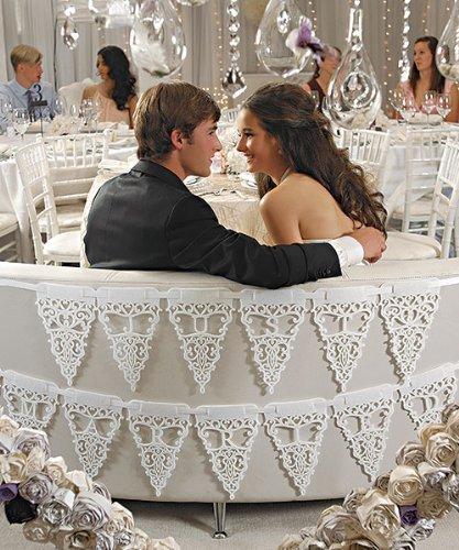 Weddingstar-9256-Just-Married-Celebration-Banner