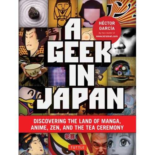 A Geek in Japan