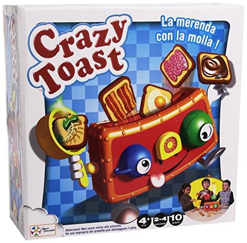 Rocco Giocattoli 21189143 - Crazy Toast
