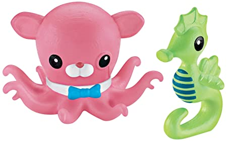 Octonauts Figure & Creature Pack Inkling & The Seahorse