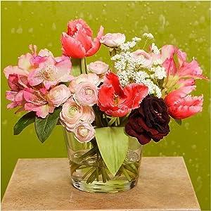 Milano - Garden Roses, Ranunculus, Rhododendron
