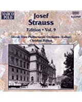 Strauss, Josef: Edition - Vol. 9