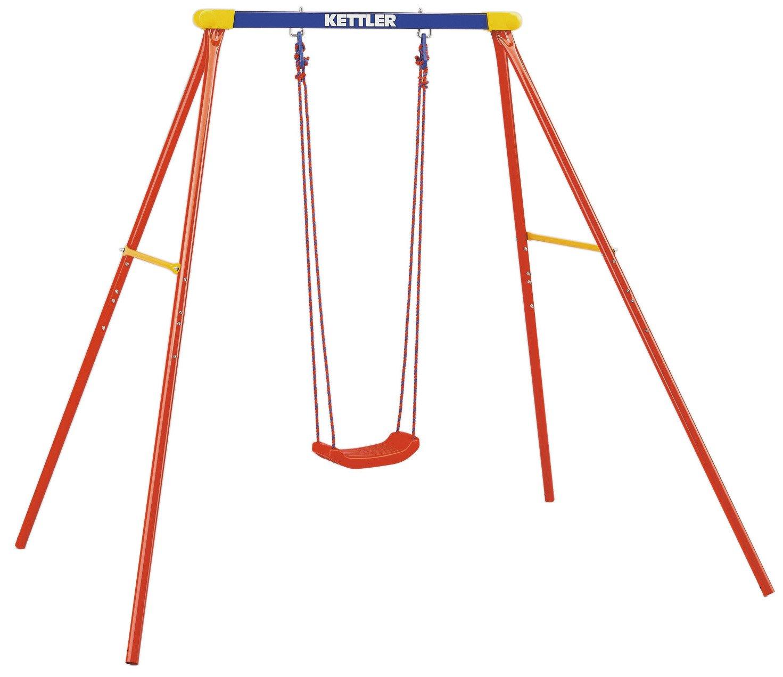 single swing set