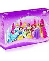 IMC - Disney Princess - 210509 - Jeu de Société - Mallette de Jeu - Calendrier de l'avent