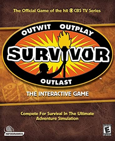 Survivor The Interactive Game (Mac)