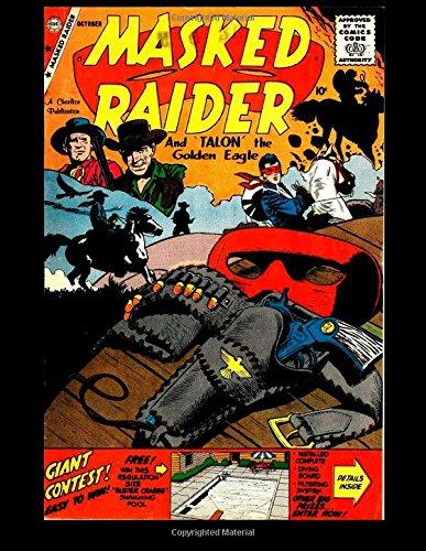 Masked Raider #20: Golden Age Western Comic
