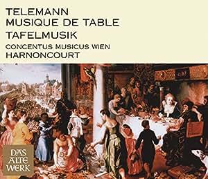 Musique de table (Tafelmusik)