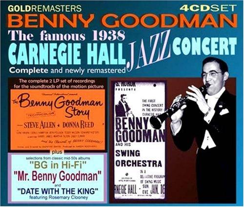 Benny Goodman - The Famous 1938 Carnegie Hall Jazz Concert - Zortam Music
