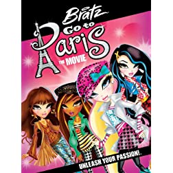 Bratz: Go to Paris the Movie