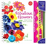 Fabulous Flowers: Create Pretty Paper Blossoms (Klutz) (159174914X) by Akers-Johnson, Anne