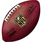 Wilson Official NFL Football - The Duke