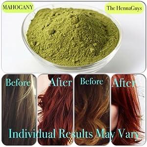 Henna Hair Color / Dye - 2X100 Grams - The Henna Guys® : Henna Guys